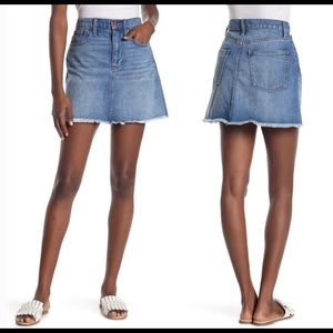 Madewell Denim McCarron Skirt Size 30